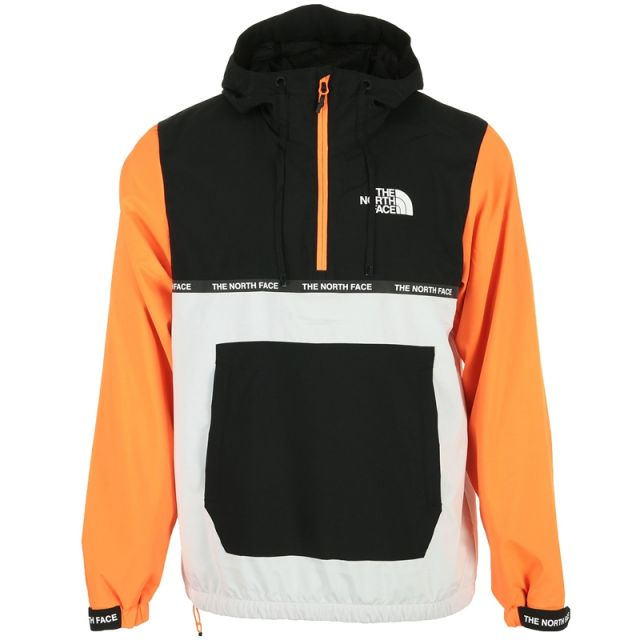 THE NORTH FACE GIACCA MOUNTAIN ANORAK NF0A5575ZBU