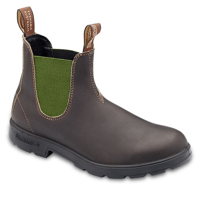 BLUNDSTONE 577 SIDE BOOT BROWN