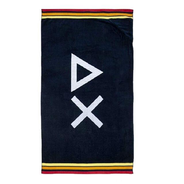 SUN 68 BEACH TOWEL LOGO X19110
