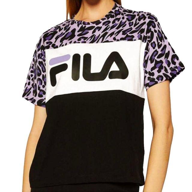 FILA T-SHIRT ALLISON AOP TEE 687973-A814