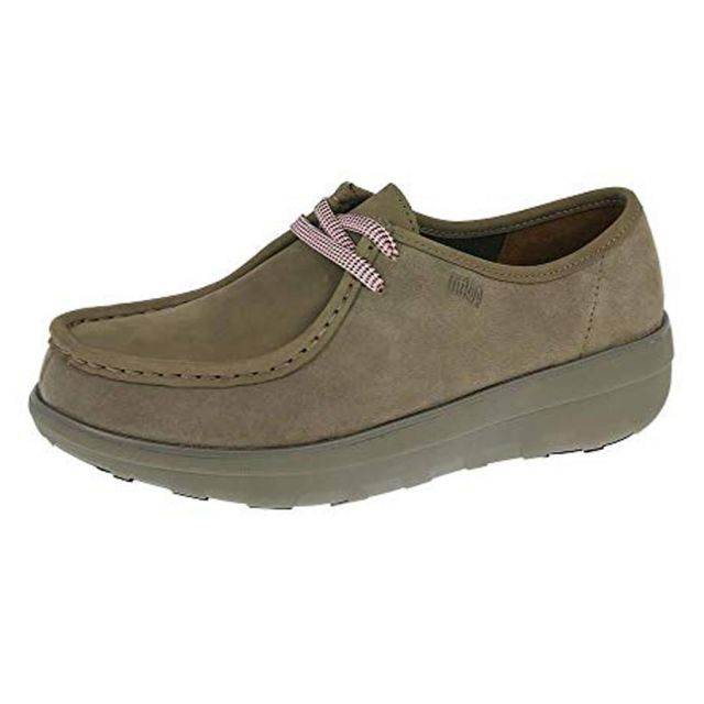 FIT FLOP SCARPA DONNA LOAFF LACE GRIGIO