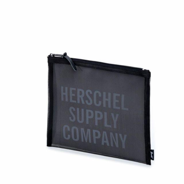 HERSCHEL POCHETTE NETWORK LARGE MESH 10163-00605