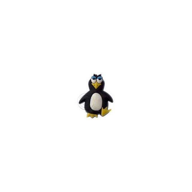 JIBBITZ CROCS mod. PENGUIN Col. Nero