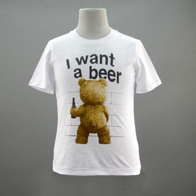 MY T-SHIRT BAMBINO TED