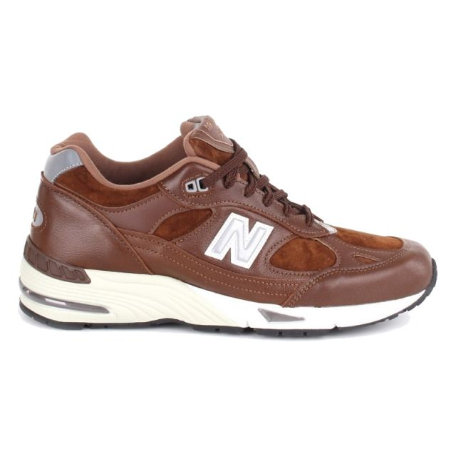 NEW BALANCE SNEAKERS ENGLAND M991LWS