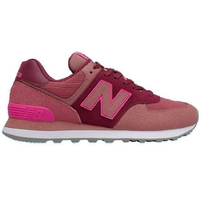 NEW BALANCE SNEAKERS WL574WH2