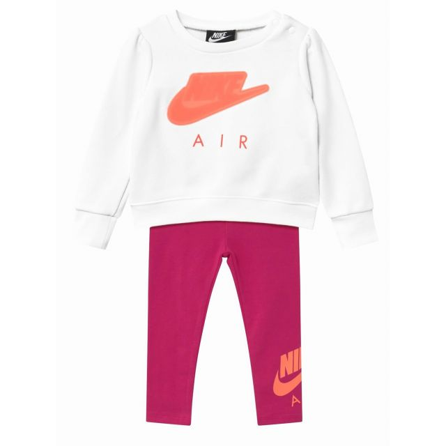 NIKE COMPLETO GIRL TRACKSUITE 16H376-A01