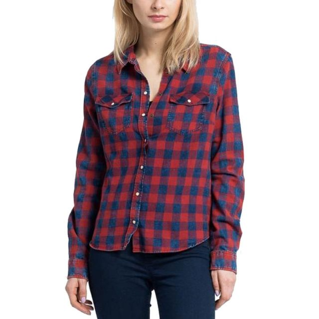 ONLY-CAMICIA-CHECKED-DENIM-15129817