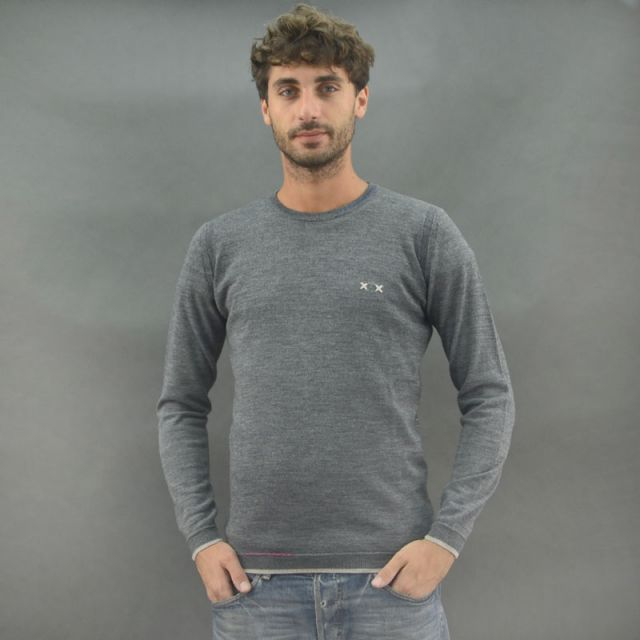 PROJECT-E-XX-PULLOVER-PKR-GREY