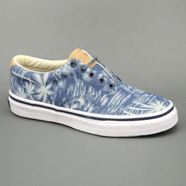 SPERRY TOP SIDER-STRIPER-LL-CHAMBARY-JEANS-front