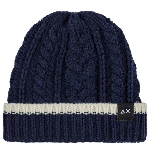 SUN68 CUFFIA CAP CABLE C41109-07