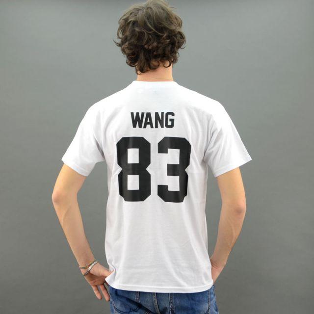 T-SHIRT COTONE WANG