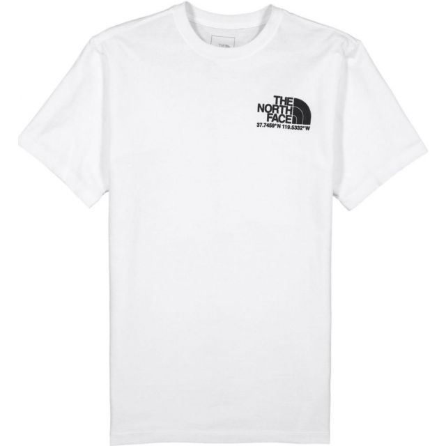 THE NORTH FACE T-SHIRT COORDINATES NF0A52Y8FN4