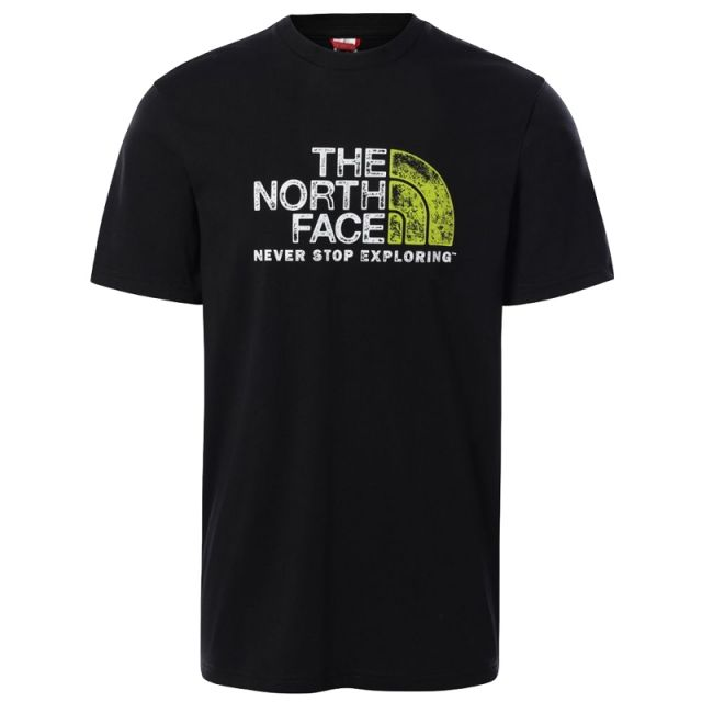 THE NORTH FACE T-SHIRT RUST 2 TEE NF0A4M68KY41